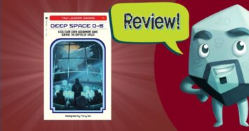 Deep Space D-6 Review – with Zee Garcia