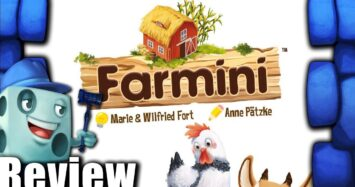 Farmini Review – with Tom Vasel