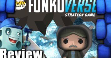 Funkoverse Strategy Game: Jaws Review – with Tom Vasel