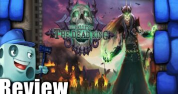 HEXplore It: The Valley of the Dead King Review – with Tom Vasel