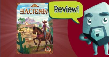 Hacienda (Second Edition) Review – with Zee Garcia