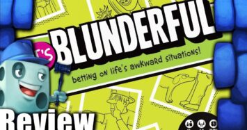 It's Blunderful Review – with Tom Vasel