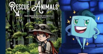 Rescue Animals Review with Bryan