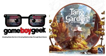 Tang Garden Review with the Game Boy Geek
