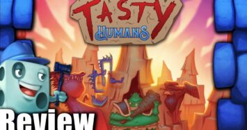 Tasty Humans Review – with Tom Vasel