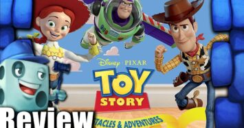 Toy Story: Obstacles & Adventures Review – with Tom Vasel