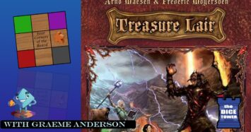 Treasure Lair Review With Graeme Anderson