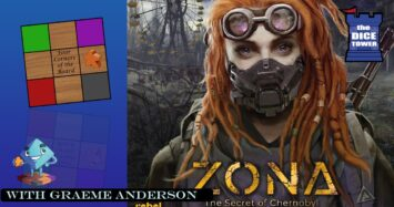 Zona Review With Graeme Anderson