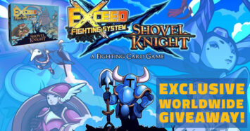 Exceed: Shovel Knight – Exclusive Worldwide Giveaway!