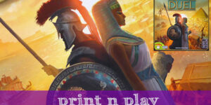 7 Wonders Duel – Print n Play