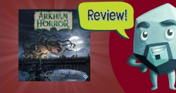 Arkham Horror: Dead of Night Review – with Zee Garcia