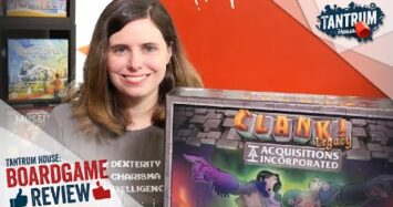 Clank Legacy Board Game Review (no spoilers)