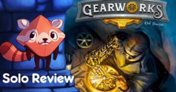 Gearworks Review – with Liz Davidson