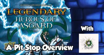 Pit Stop – Marvel Legendary: Heroes of Asgard