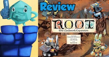 Root: The Clockwork Expansion Review – with Mike DiLisio
