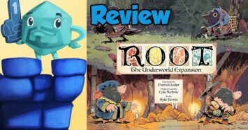 Root: The Underworld Expansion Review – with Mike DiLisio