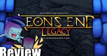Aeon's End: Legacy Review – with Tom Vasel