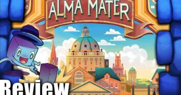 Alma Mater Review – with Tom Vasel