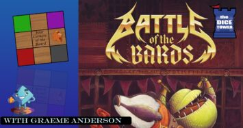 Battle of the Bards Review With Graeme Anderson