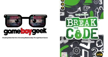 Break the Code Review with the Game Boy Geek