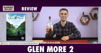 Glen More 2 – A Gaming Rules! Review
