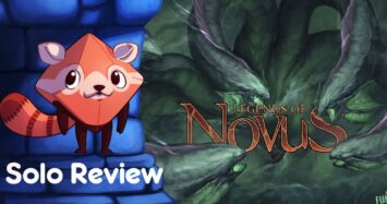 Legends of Novus Review – with Liz Davidson