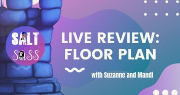Live Review of Floor Plan with Suzanne and Mandi