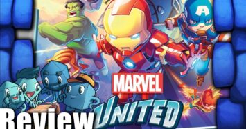 Marvel United Review – with The Dice Tower