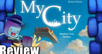 My City Review – with Tom Vasel