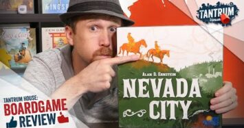 Nevada City Board Game Review