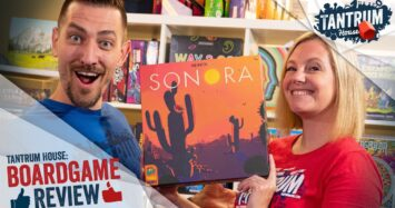 Sonora Board Game Review