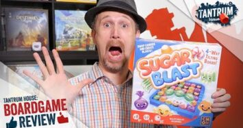 Sugar Blast Board Game Review