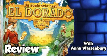 The Quest for El Dorado Review – with Anna Wassenburg