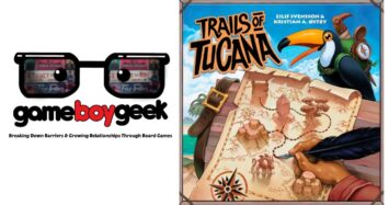 Trails of Tucana Review with the Game Boy Geek