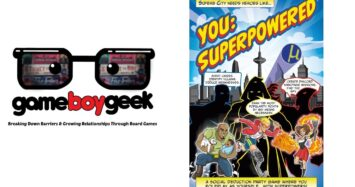 YOU: SUPERPOWERED Quick Overview (Neon Mu Games)