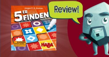 5er Finden Review – with Zee Garcia