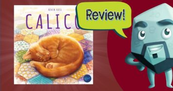 Calico Review – with Zee Garcia