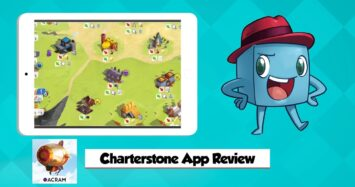 Charterstone App Review – with Tom Vasel