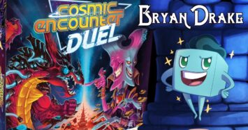 Cosmic Encounter Duel Review with Bryan
