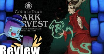 Court of the Dead: Dark Harvest – with Tom Vasel