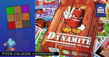 Dynamite Review With Graeme Anderson