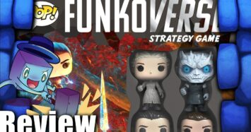 Funkoverse: Game of Thrones Review with Tom Vasel