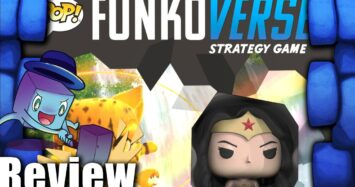Funkoverse: Wonder Woman & Cheetah Review – with Tom Vasel