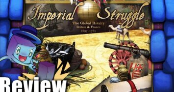 Imperial Struggle Review – with Tom Vasel