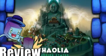 Shaolia: Warring States Review with Tom Vasel