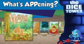 What's APPening – Morels