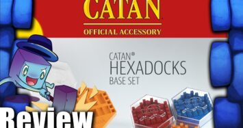 Gamegenic CATAN Review – with Tom Vasel