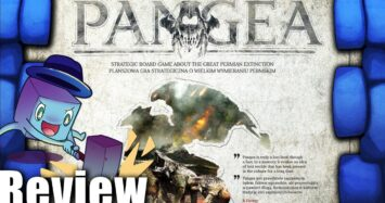 Pangea Review – with Tom Vasel