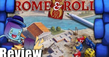 Rome & Roll Review – with Tom Vasel