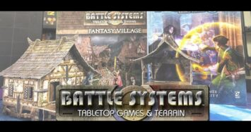 Terrain Week – Battle Systems Fantasy Terrain